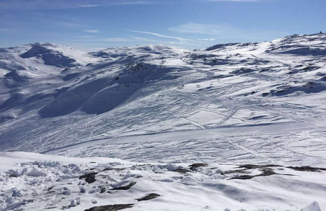 Norwegen-Skireise 2019