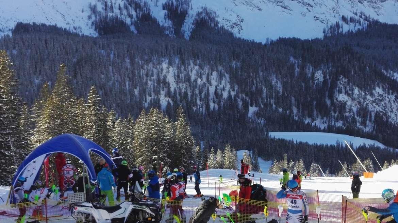 CIT FIS Rennen in Ehrwald