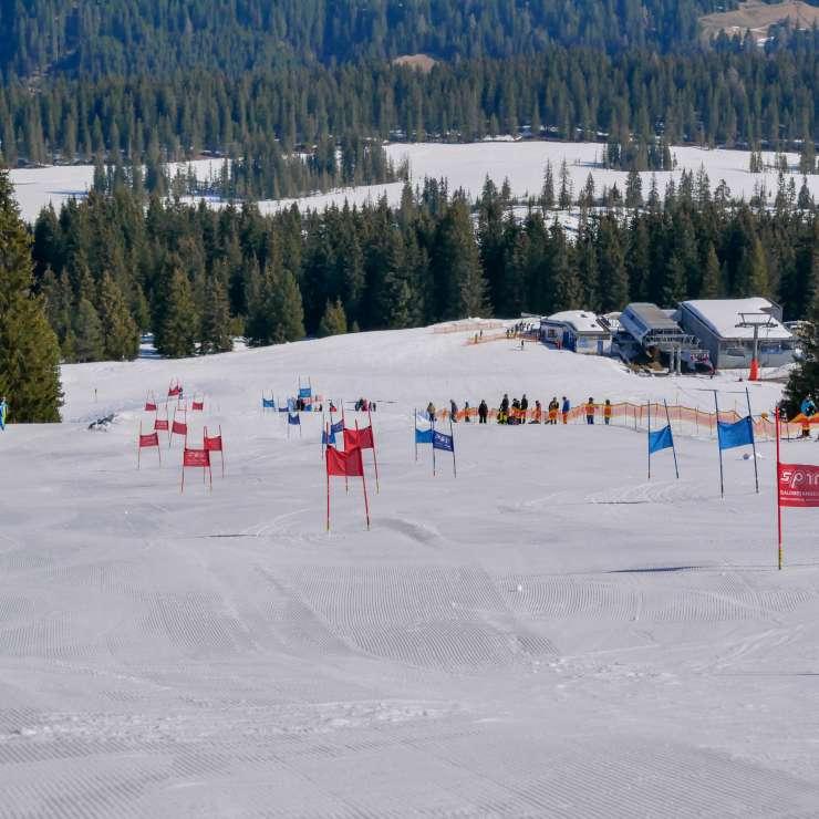 Schüler-Skirennen